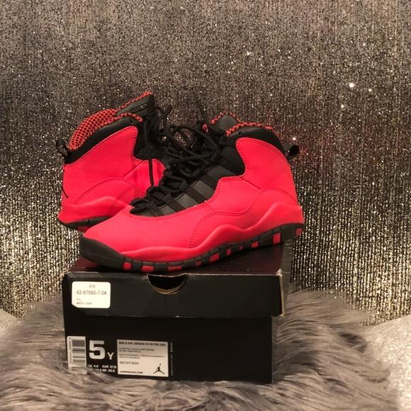"""new arrival 96c9e dcab7 Jordan 10 """"Red October"""""""